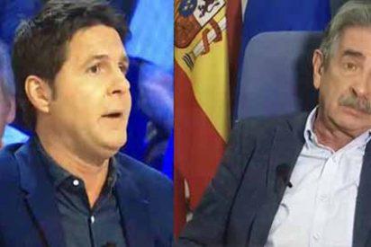 """Revilla compara a Iglesias con el dictador Nicolás Maduro y sale Cintora en defensa del amo: """"Por alusiones..."""""""