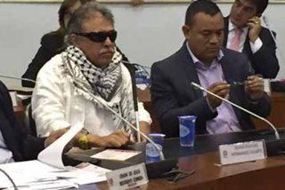 """La """"preocupación"""" de los legisladores de Colombia por la fuga de Jesús Santrich, líder de las FARC"""