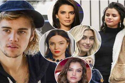 Selena Gómez tuvo más cuernos que un saco de caracoles africanos mientras salió con Justin Bieber