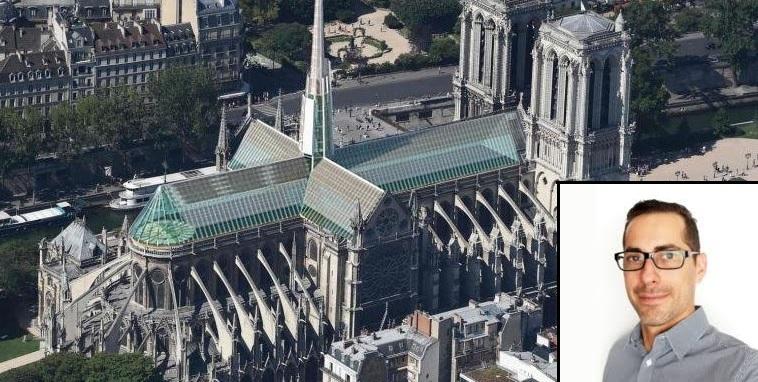 Un arquitecto venezolano gana el concurso sobre la reconstrucción de Notre Dame