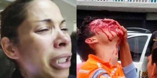 """""""Mi hijo se quiere matar"""": el duro testimonio de la madre del venezolano al que dejó sin ojos la policía chavista"""