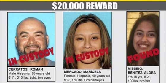 Detienen en chihuahua a una de las mujeres más buscadas por el FBI