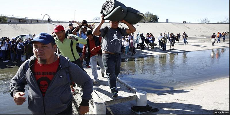 Donald Trump endurece todavía más las normas para dar el asilo de centroamericanos
