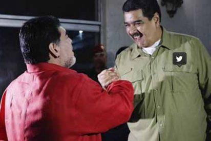 Diego Maradona consiguió un negocio multimillonario a su amigo empresario con el régimen de Nicolás Maduro