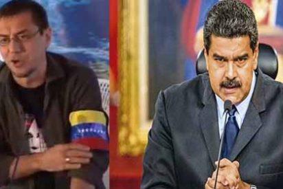 El 'cacao mental' de Monedero: intenta destruir la imagen de los millonarios, pero termina por describir al tirano de Nicolás Maduro