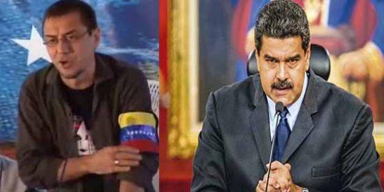 """Monedero vuelve a lamer la bota del chavismo: Llama """"demócrata"""" a Maduro y acusa a la ONU de """"preparar una guerra"""" en Venezuela"""