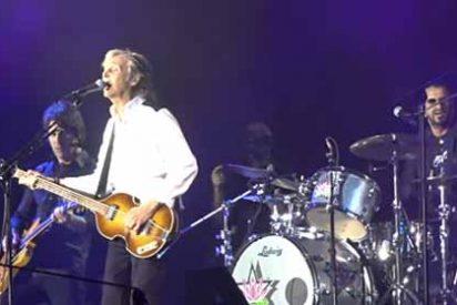 El emotivo regreso de Los Beatles: Paul McCartney y Ringo Starr detuvieron el tiempo en Los Ángeles