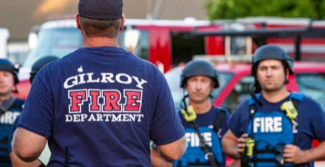 Festival del terror: 4 muertos y 15 heridos en un tiroteo en un congreso de ajos en California