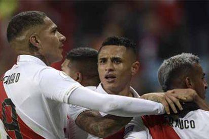 Perú golea a Chile en el clásico del pacífico y jugará la final contra Brasil en la Copa América