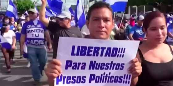 ONU desmiente al régimen de Daniel Ortega: Aún hay 80 manifestantes opositores detenidos