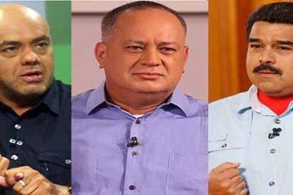 """El chavista Jorge Rodríguez hizo de """"poli bueno"""" y calificó como """"exitoso"""" el diálogo en Barbados"""