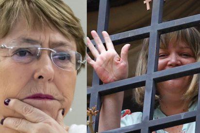 Bachelet cae en la trampa chavista: Aplaude la liberación de 22 presos políticos (incluida la juez Afiuni) y baja la presión a la dictadura