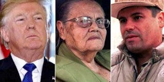 "Revelan el contenido de la carta que la madre de ""El Chapo"" envió a Donald Trump"