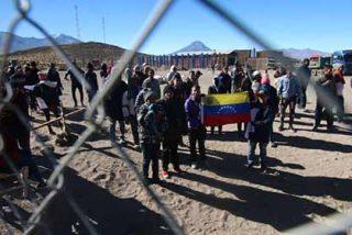 La canción ofensiva de la campaña xenófoba contra los venezolanos en Chile:
