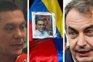 Nuevo ridículo de Zapatero: Intentó edulcorar el asesinato chavista de un concejal, pero le escupen las pruebas a la cara