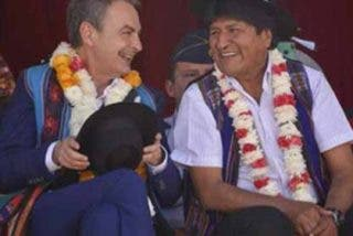 """Una senadora boliviana acusa a Zapatero, Sánchez e Iglesiasde ser cómplices del sátrapa Evo: """"Vienen a sembrar el caos y a apadrinar la dictadura"""""""