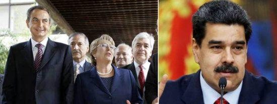 'The American Show' se estrena con fuerza: El viaje secreto de Zapatero a Venezuela ante el fracaso socialista desvelado por Bachelet