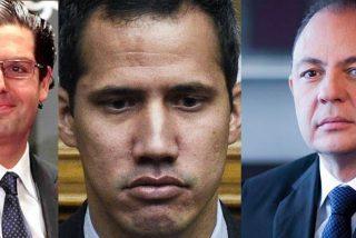 Exclusiva PD: Gorrín y Betancourt (Hawkers) financian al partido de Juan Guaidó a cambio de una 'amnistía'