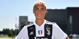Cómo vivió una exfutbolista de la Juventus la acusación de violación contra Cristiano Ronaldo