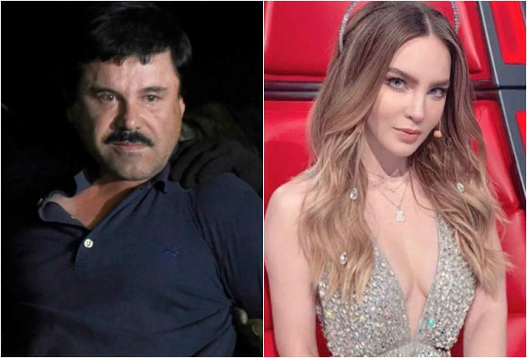 """El amor platónico de """"El Chapo"""" por la hermosa cantante mexicana Belinda"""