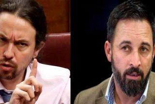 El 'zasca' de Santiago Abascal a Pablo Iglesias que hizo sonreír a los venezolanos