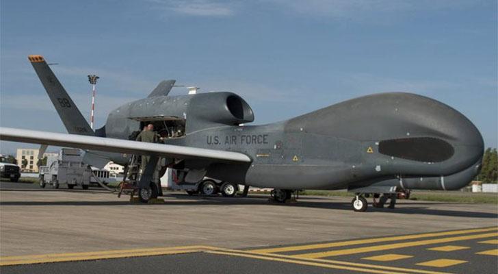 EEUU muestra los dientes al chavismo: Manda un dron a sobrevolar su frontera