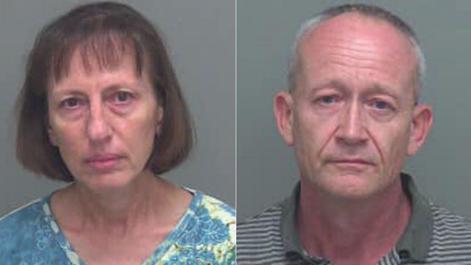 Una tímida pareja de 'abuelos' violaba a dos mujeres mientras se preparaba para el apocalipsis