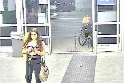 La policía tiene en sus manos a la sospechosa de orinar una bolsa de papas en un Walmart