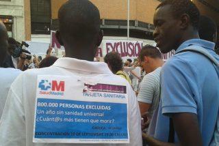 Los tres requisitos de la Sanidad española para atender gratis a los 'sin papeles'