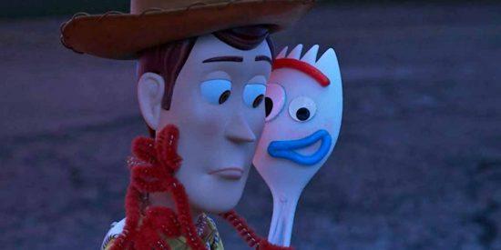 """Disney expulsa a """"Forky"""", el nuevo personaje de """"Toy Story"""", para proteger a los niños"""