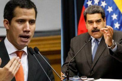 El 96% de los venezolanos, en contra de nuevas negociaciones entre Juan Guaidó y el chavismo