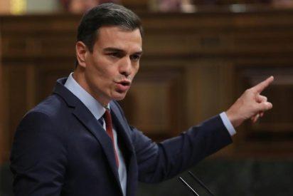 """Pedro Sánchez entra en el juego del chavismo en su discurso de investidura: """"Elecciones en Venezuela"""" con Maduro en el poder"""