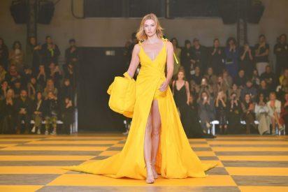 """Ángel de Victoria's Secret cuelga las alas """"para ser una mejor feminista"""""""