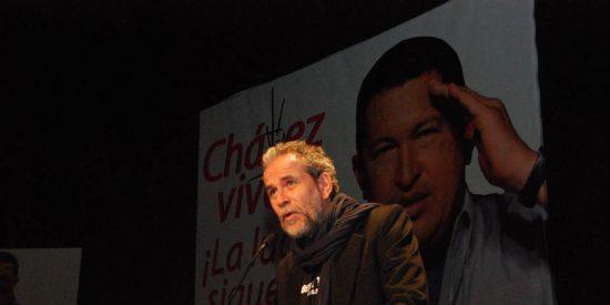 Avalancha de comunistas enrabietados en Twitter para defender los chanchullos de Willy Toledo en la embajada chavista en España