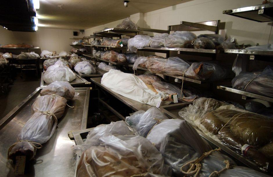 El FBI descubre el 'Laboratorio de Frankenstein': una cabeza femenina cosida a un torso masculino