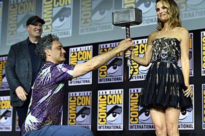 Con un par de truenos: Natalie Portman interpretará la versión femenina de Thor