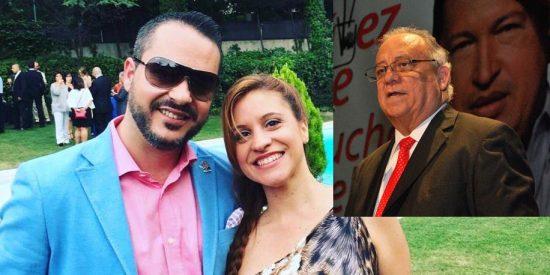 La fosa séptica del chavismo: La embajada venezolana en España gasta más de un millón de euros en una reforma que salpica a la mano derecha de Isea