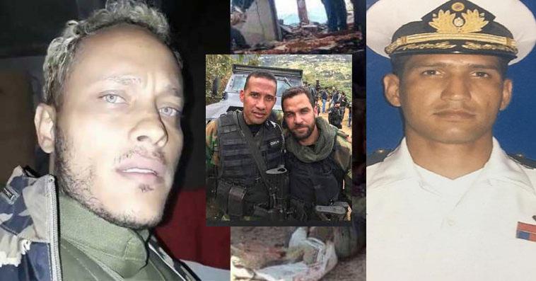 Alexander Gramko: El asesino de confianza del chavismo que se cargó a Óscar Pérez y al Capitán Rafael Acosta