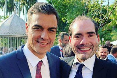 La peligrosa 'amistad' entre Pedro Sánchez y el mánager del reguetonero chavista 'El Duke'