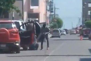 Vídeo: El escape a gritos y patadas de una empresaria mexicana de sus secuestradores