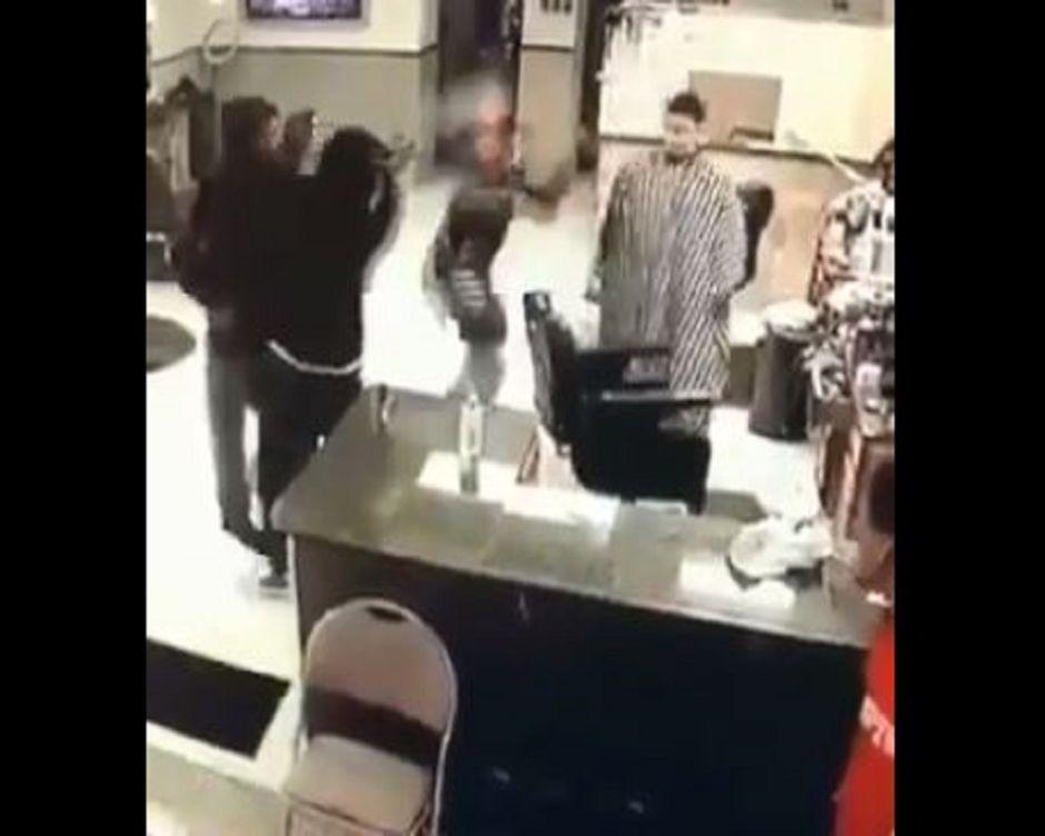 Vídeo: El instante en el que matan al barbero y youtuber dominicano Luigi Acosta