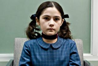 La actriz de 'La huérfana' creció: Ya no da miedo sino morbo