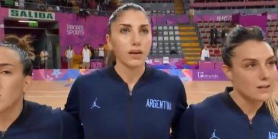 La tonta eliminación de la selección argentina femenina de baloncesto por confundirse de uniforme