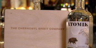 Vodka 'made in Chernóbil': Atomik, el primer producto hecho en la zona de exclusión de la planta nuclear