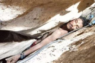 Recolectaba excremento de murciélago cuando un error le hizo vivir cuatro días atrapado entre dos rocas en Camboya