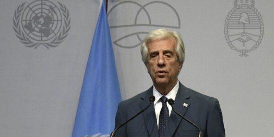 """El presidente de Uruguay tiene un nódulo en un pulmón con """"características muy firmes"""" de ser cáncer"""