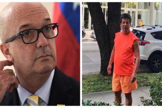 """Un expreso político del chavismo encuentra """"paseando en Miami"""" a un esbirro del régimen de Maduro"""