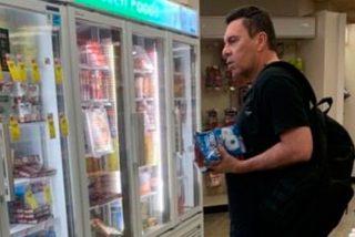 Bofetón al chavismo: Pillan al representante de Maduro ante la ONU comprando 'chuches' en Nueva York