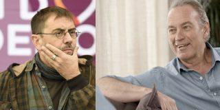 """Burlas a Monedero por su ataque feminista a Bertín Osborne: """"Es como que el Chapo Guzmán trabaje en Proyecto Hombre"""""""