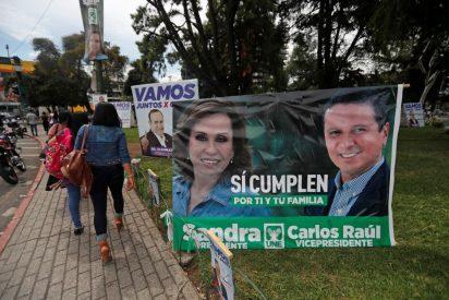 Elecciones en Guatemala: Los ciudadanos salen a votar para eligir al próximo presidente